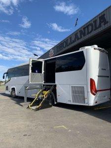 DH-CH101.03.04 инвалидный подъемник для автобусов Scania
