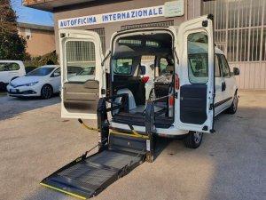 DH-PH2 складная платформа на Fiat