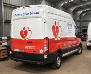 DH-VZ1.03 для перевозки донорской крови